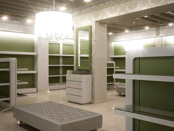 Киевский магазин Miraton