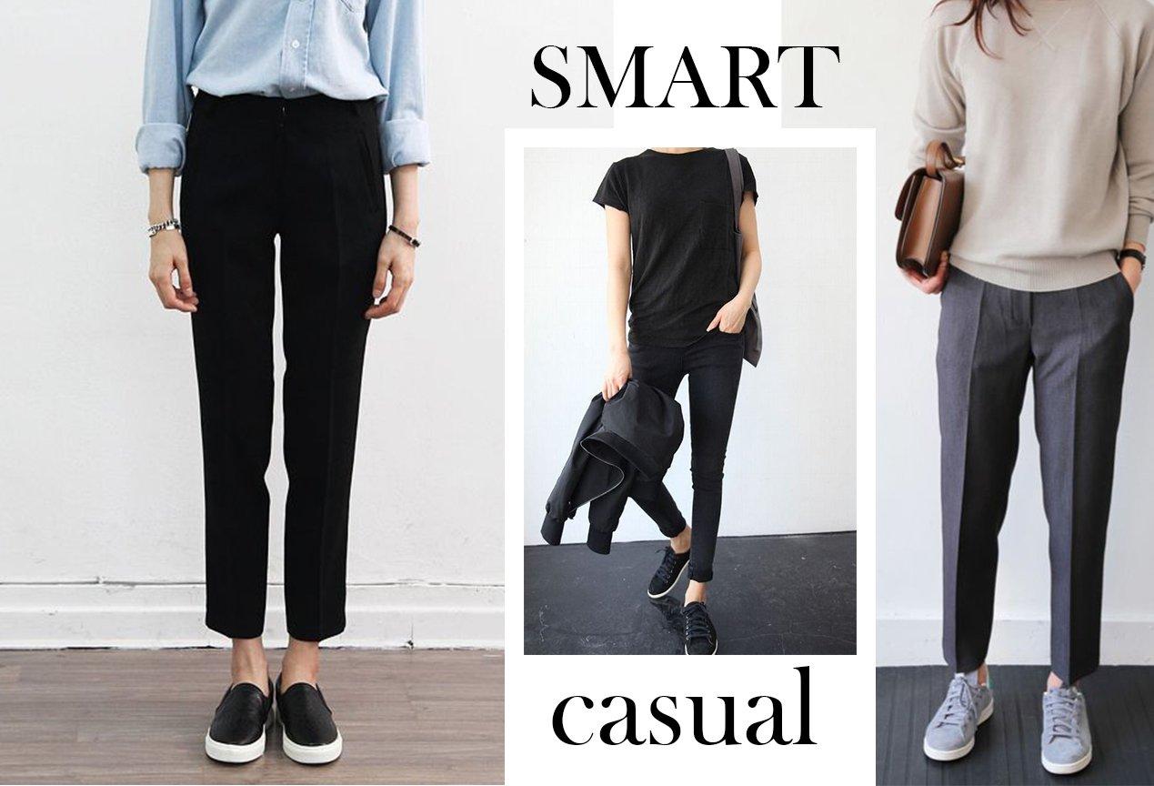 6de895c5 Smart casual - что это за стиль и с чем его носить?