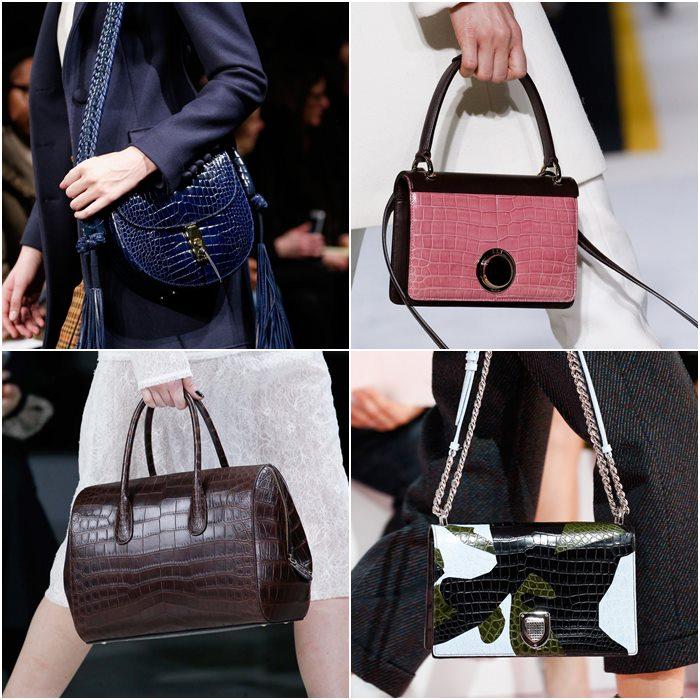 cfec067447da Самые модные женские сумки - весна 2017