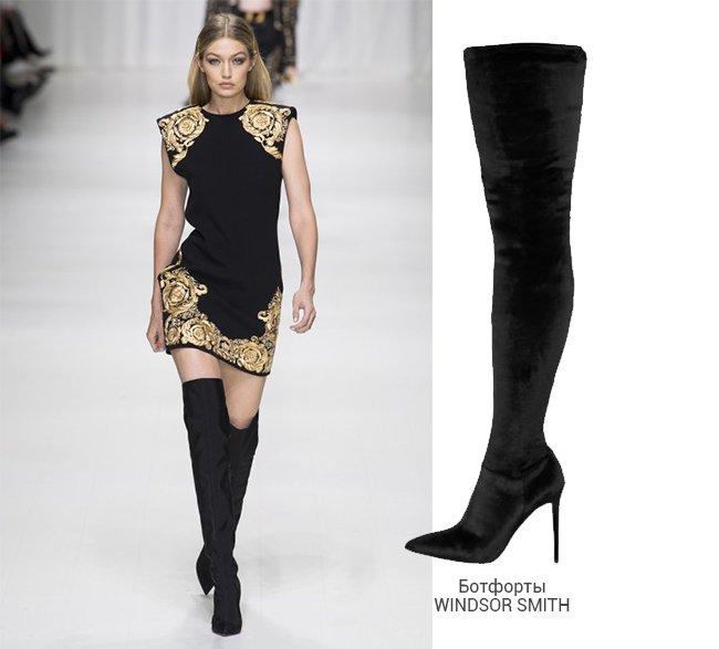 женская обувь на высоком каблуке