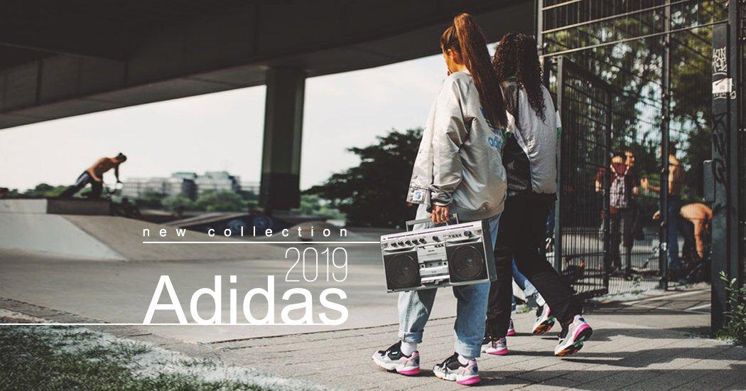 807c43e694bc История бренда Adidas. Новая коллекция Адидас 2019 в Miraton ᐈ