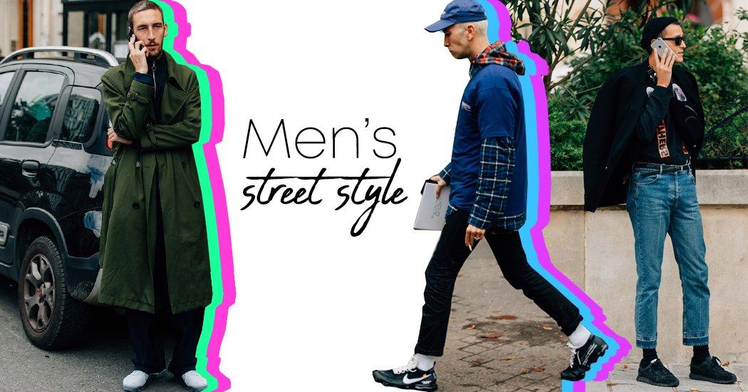 95d1e2e23 Модные мужские кроссовки SS' 2019 – с чем носить обувь sport style
