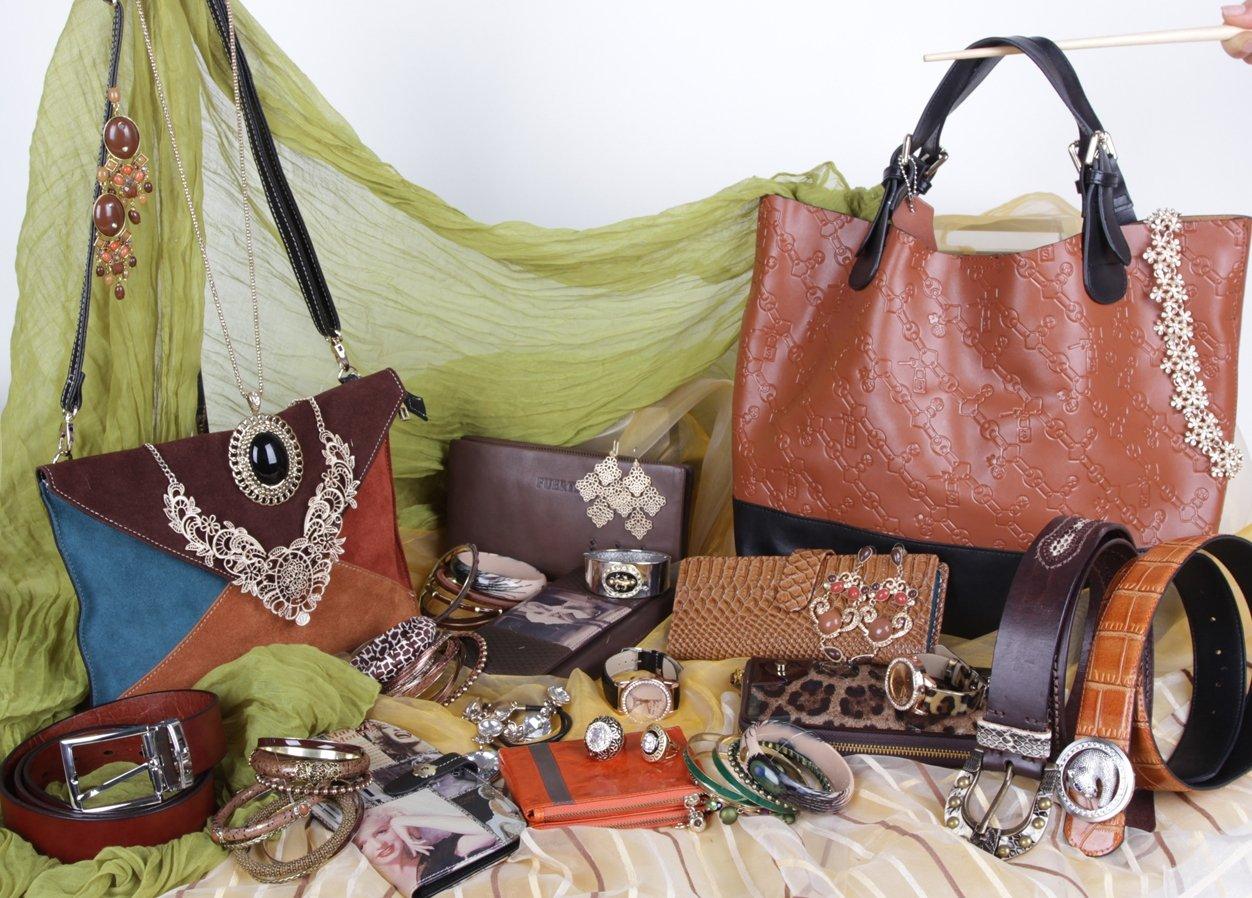 сумки кошельки